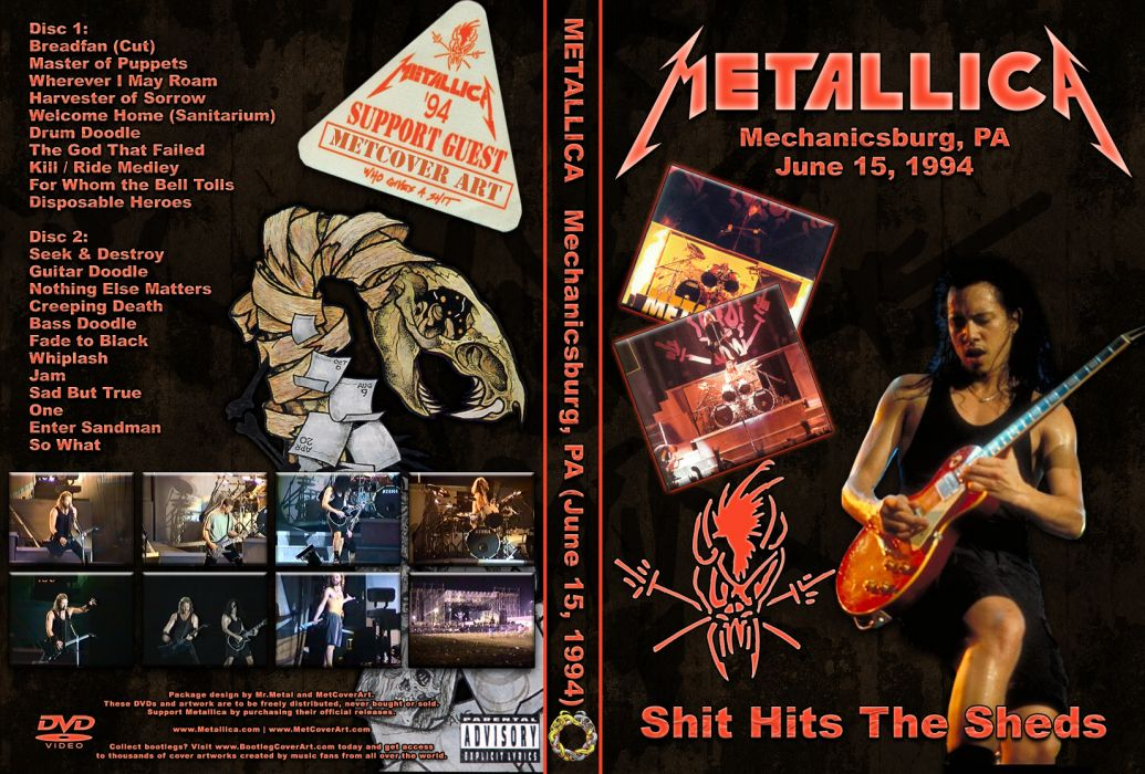 METALLICA thrash heavy metal  rw wallpaper