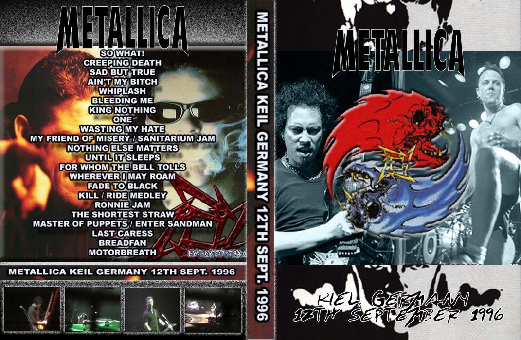 METALLICA thrash heavy metal  th wallpaper