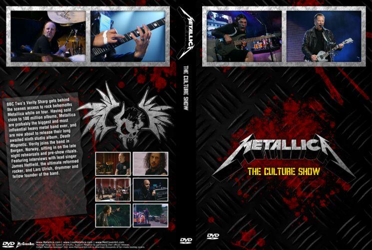 METALLICA thrash heavy metal tt wallpaper