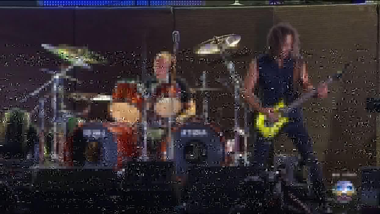 METALLICA thrash heavy metal concert concerts   d wallpaper