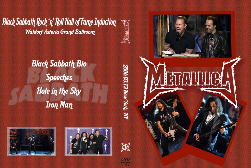 METALLICA thrash heavy metal black sabbath wallpaper