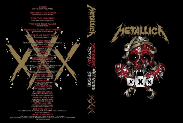 METALLICA thrash heavy metal dark wallpaper