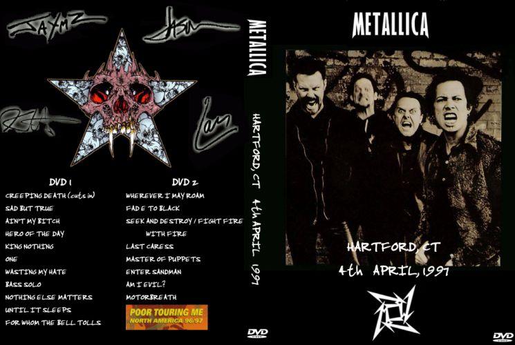 METALLICA thrash heavy metal er wallpaper
