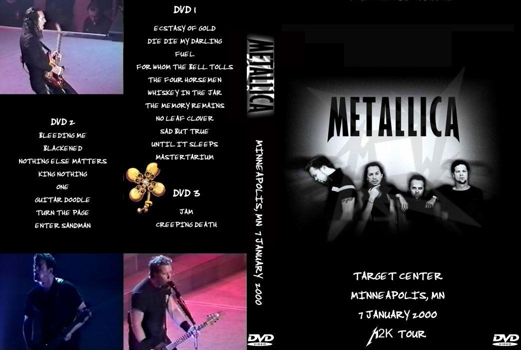 METALLICA thrash heavy metal hv wallpaper