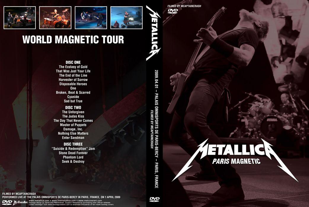 METALLICA thrash heavy metal paris wallpaper   2160x1450