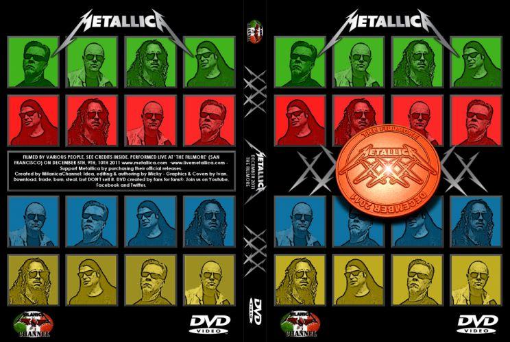 METALLICA thrash heavy metal poster posters g wallpaper