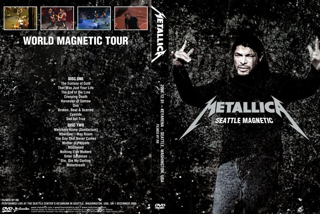 METALLICA thrash heavy metal seattle    r wallpaper