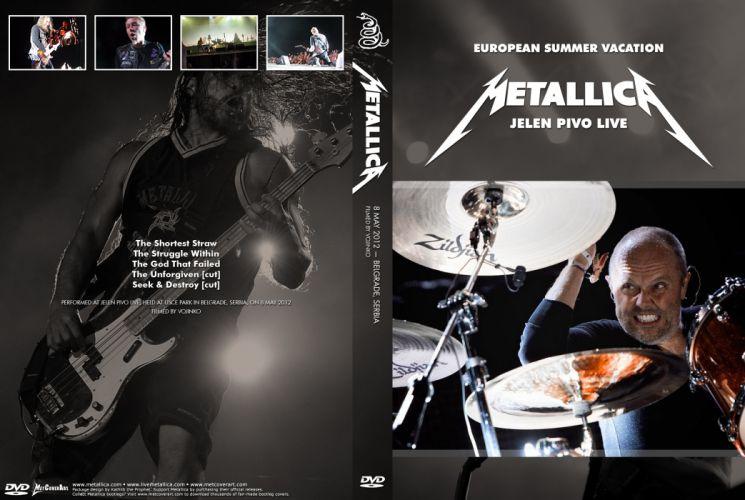 METALLICA thrash heavy metal vc wallpaper