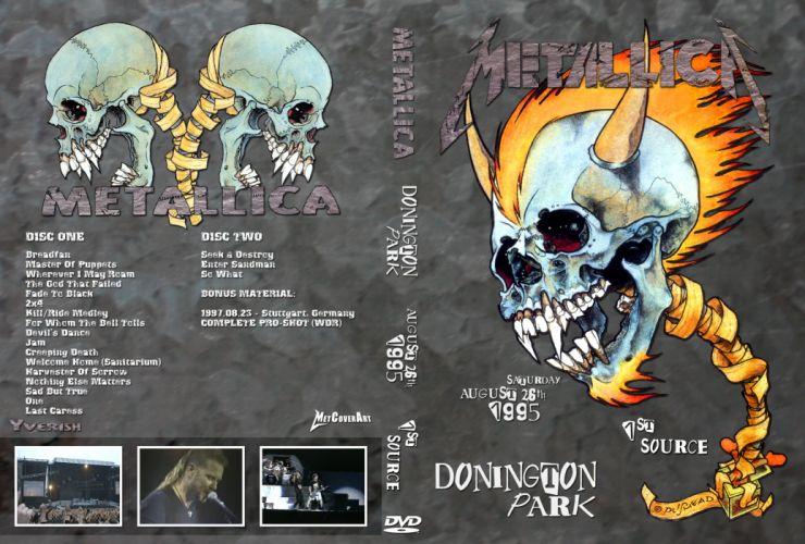 METALLICA thrash heavy metal yb wallpaper