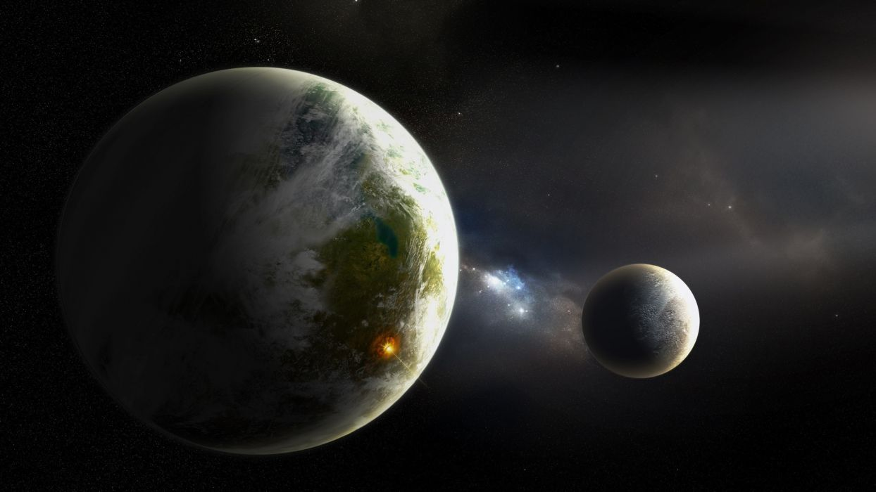 Planet Stars planet palnets space wallpaper