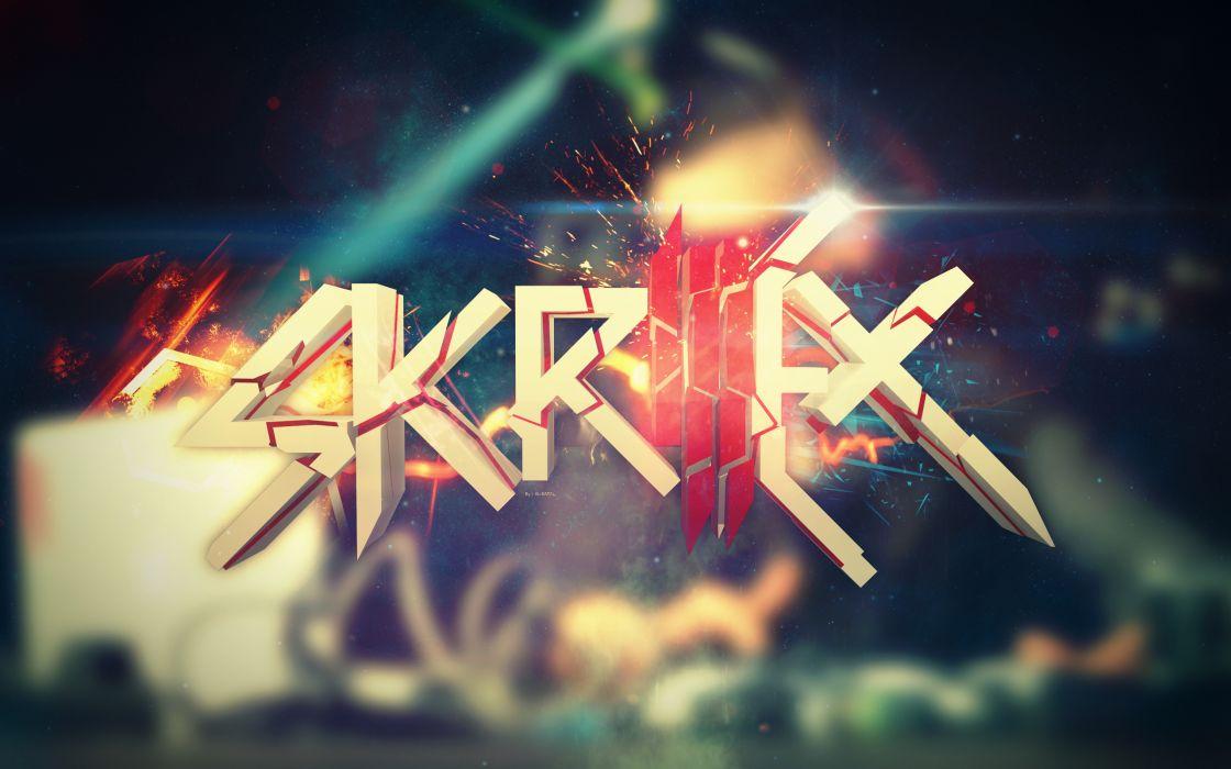 skrillex brostep_ dub electro house dubstep skrilleks brostep wallpaper