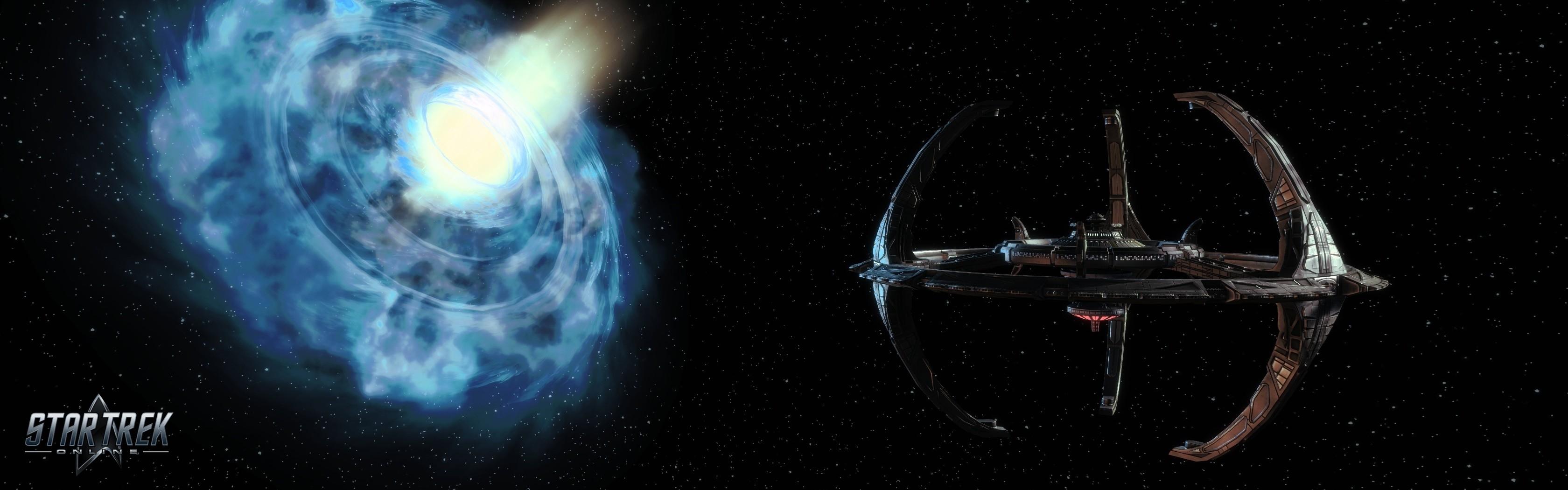 Star trek online science fiction wormhole multiscreen deep space 9 ds9