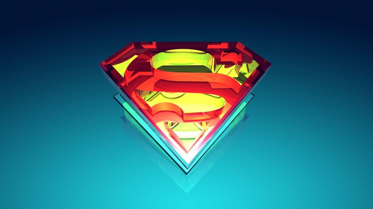 Superman superhero wallpaper