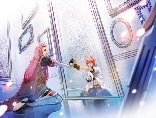 Tales of the Abyss fantasy wallpaper