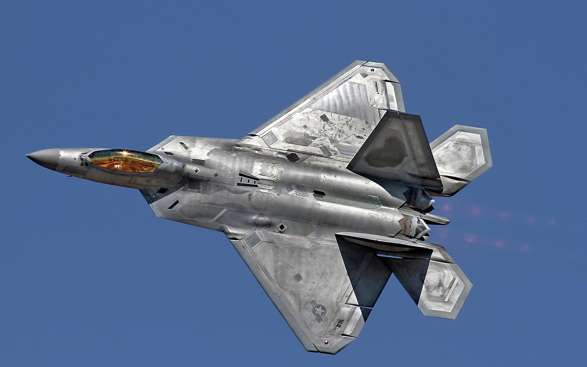 F-22 raptor sky weapon...