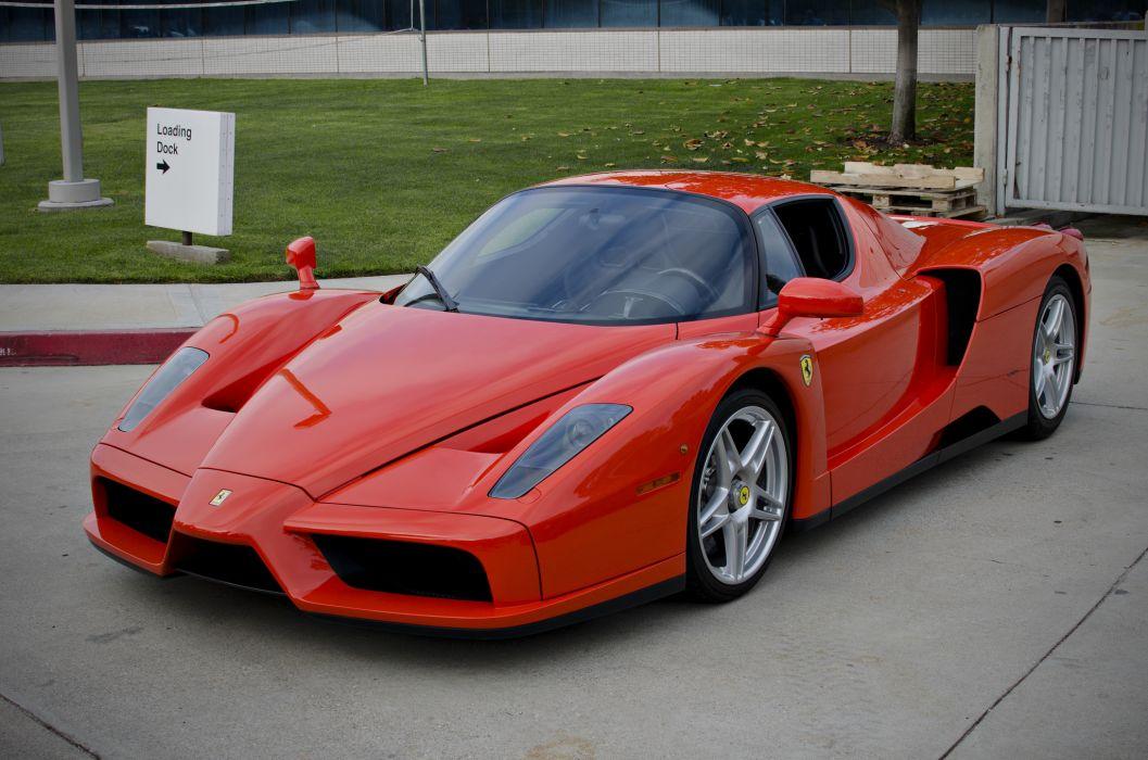 Ferrari Enzo Supercar Red Wallpaper 2048x1356 124526 Wallpaperup