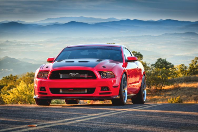 mustang ford tuning muscle hot rod rods wallpaper