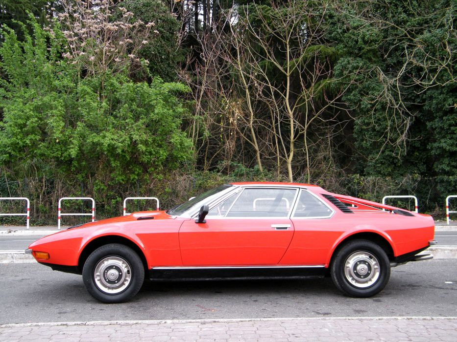 1972 Citroen SM Coupe Prototype Frua classic wallpaper