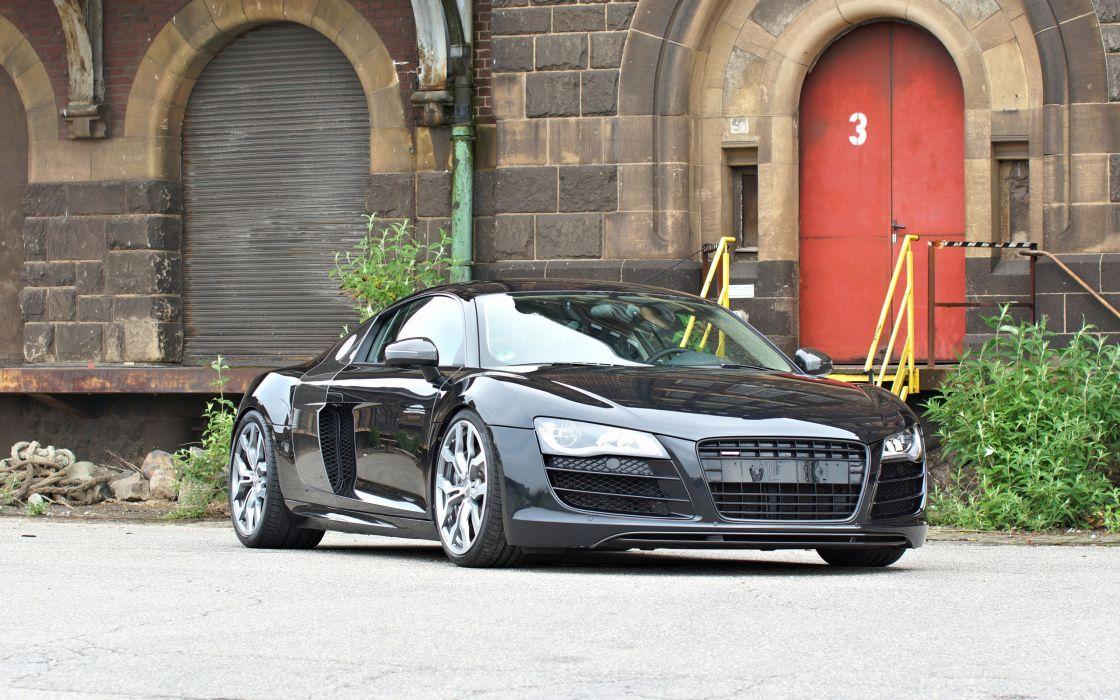 2013 Ok-Chiptuning Audi R8 Phantom supercar tuning r-8 wallpaper