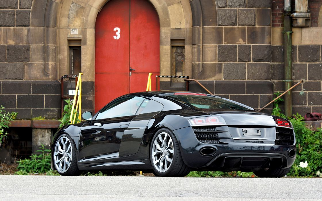 2013 Ok-Chiptuning Audi R8 Phantom supercar tuning r-8  j wallpaper