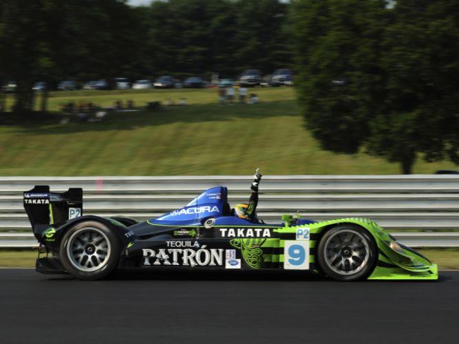 2008 Acura ARX-01b le-mans race racing g wallpaper