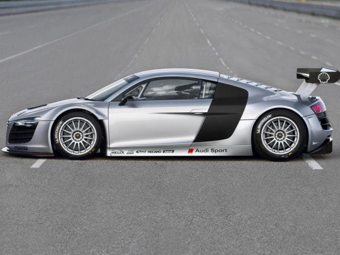 2008 Audi R8 LMS Prototype supercar race racing gt3 g wallpaper