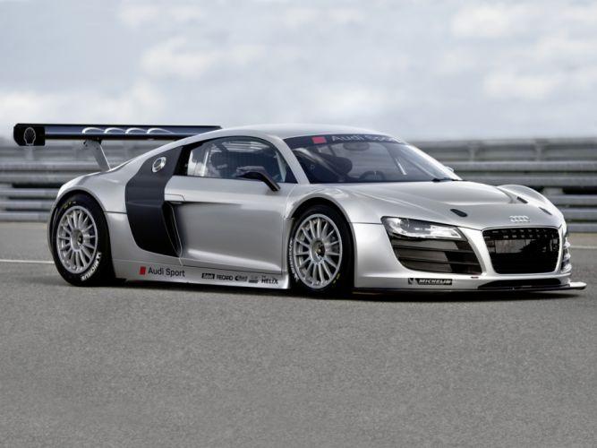 2008 Audi R8 LMS Prototype supercar race racing gt3 wallpaper
