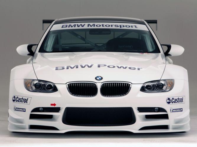 2008 BMW M3 ALMS E92 race racing m-3 f wallpaper