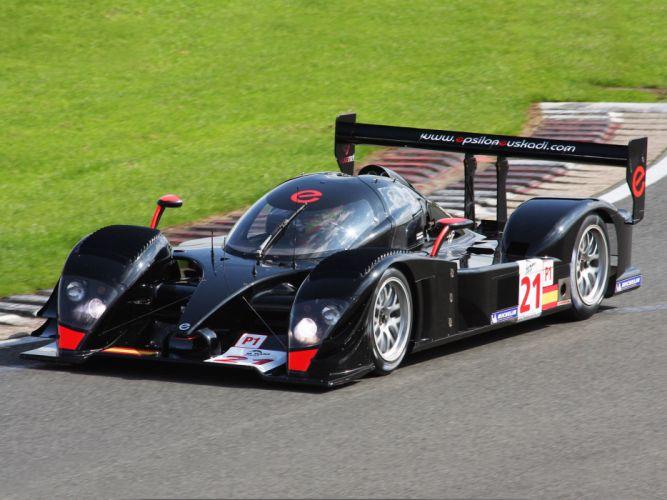 2008 Epsilon Euskadi LMP1 race racing le-mans wallpaper