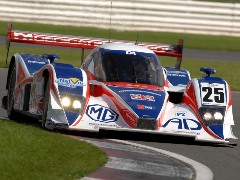 2008 Lola MG EX265C le-mans m-g race racing wallpaper