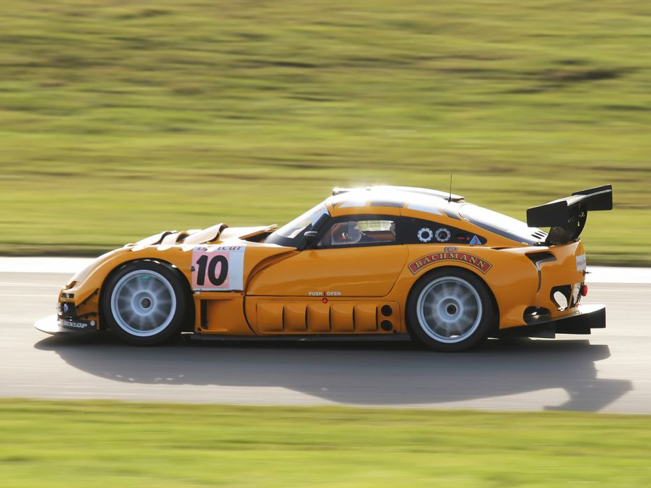 2008 TVR Sagaris race racing supercar   g wallpaper