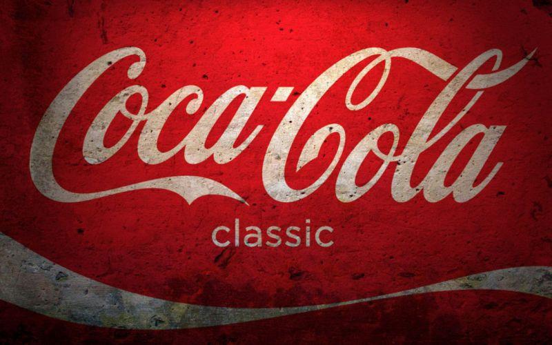 Coca Cola Classic wallpaper