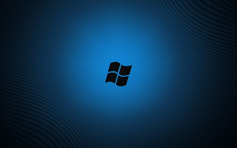 Windows Logo Blue wallpaper
