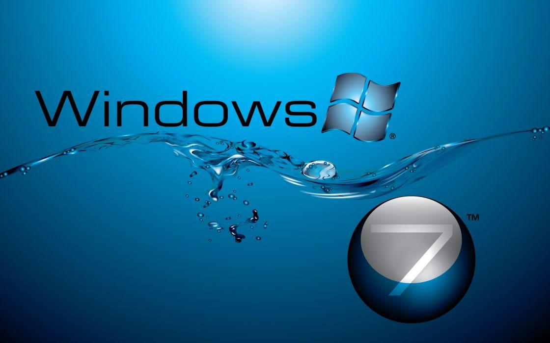 Windows 7 Screen wallpaper