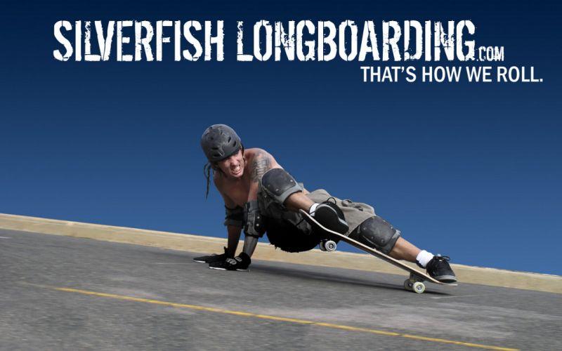 Skateboard Guy wallpaper