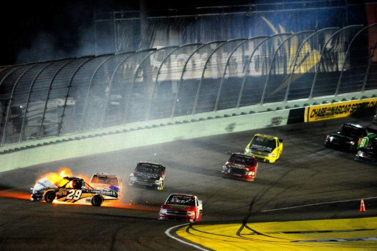 nascar race racing truck gw wallpaper