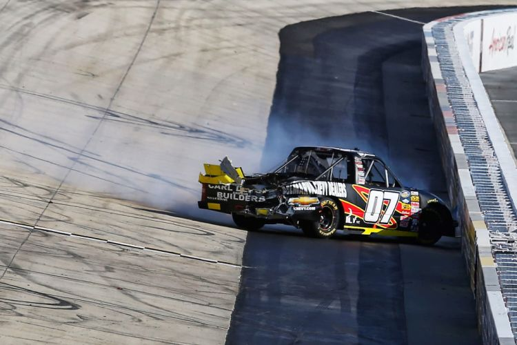 nascar race racing truck op wallpaper
