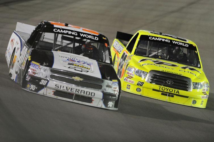 nascar race racing truck he wallpaper