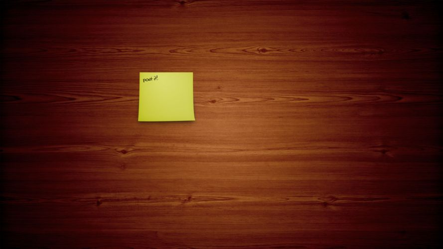 small yellow paper wallpaper