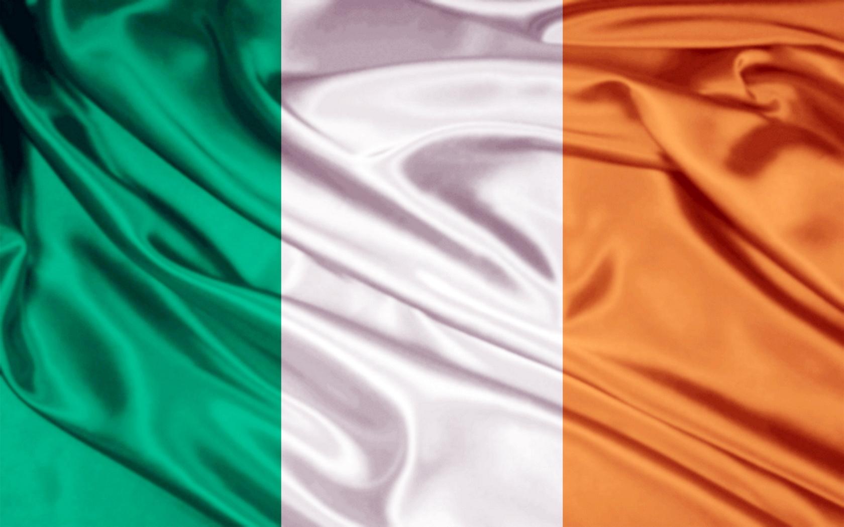 ireland flag bratach na hauireann irish tricolour wallpaper