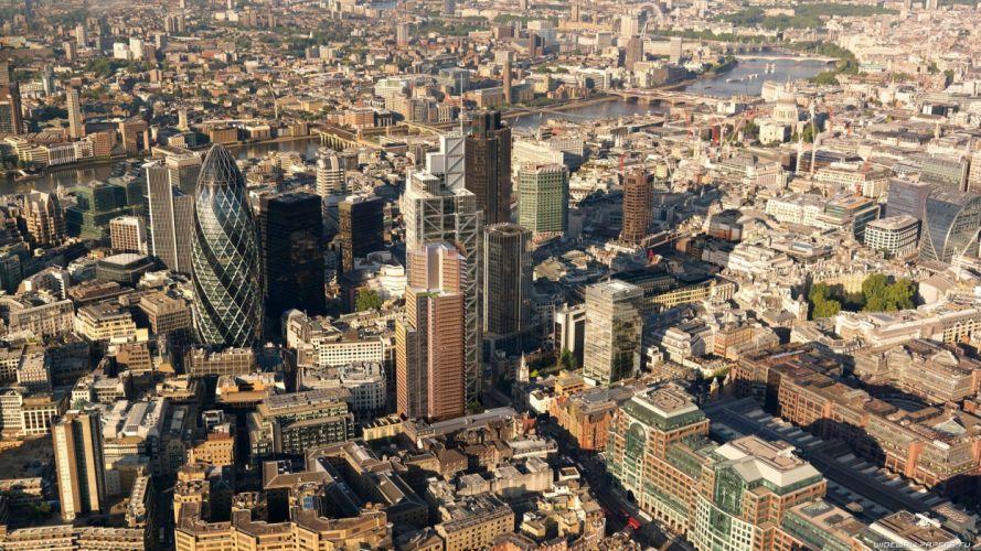city London wallpaper