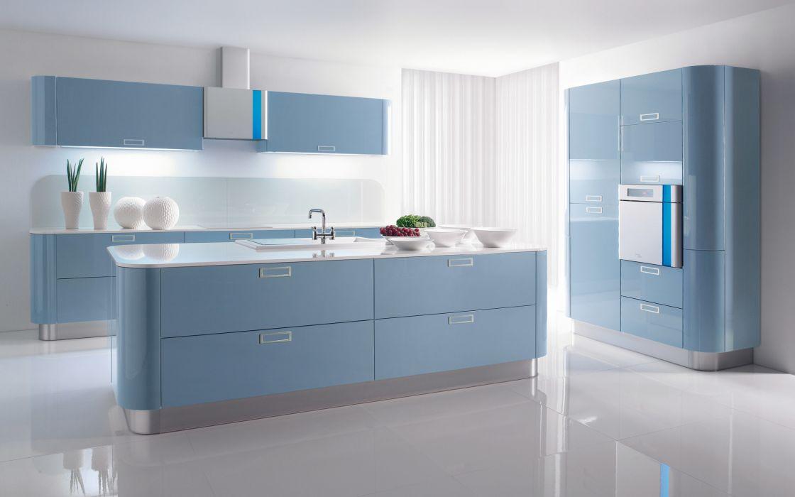 interior kitchen kitchen appliances_ design furniture wallpaper