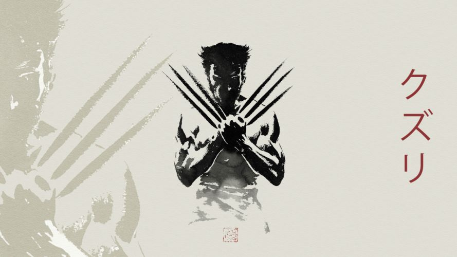 Wolverine superhero wallpaper