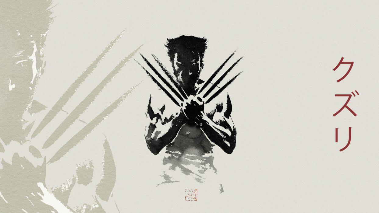 Wolverine superhero wallpaper
