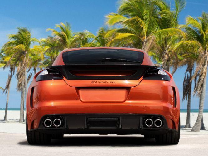 2012 Porsche Panamera Stingray GTR 970 h wallpaper