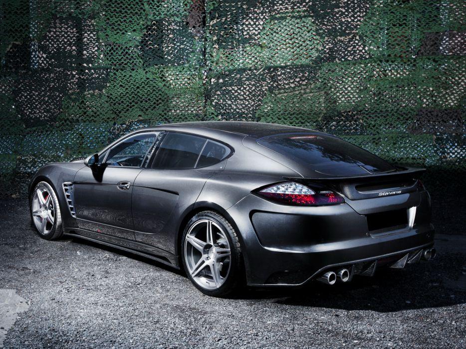 2012 Porsche Panamera Stingray GTR 970 g wallpaper