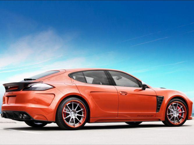 2012 Porsche Panamera Stingray GTR 970 wallpaper