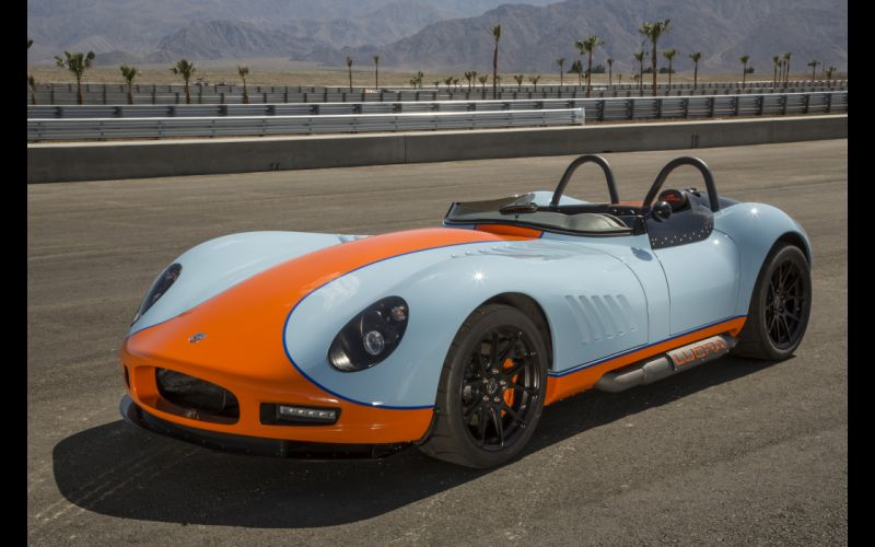 2013 Lucra LC470 Gulf Racing race supercar e wallpaper