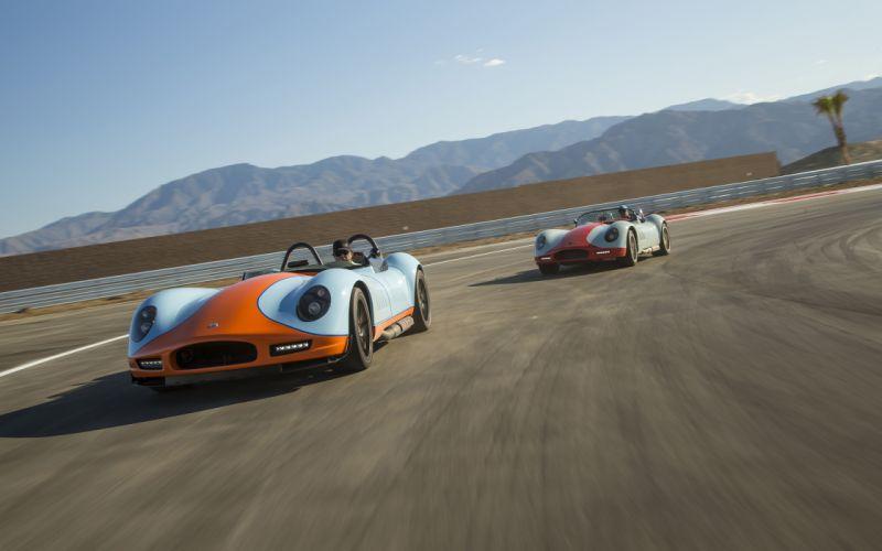2013 Lucra LC470 Gulf Racing race supercar f wallpaper