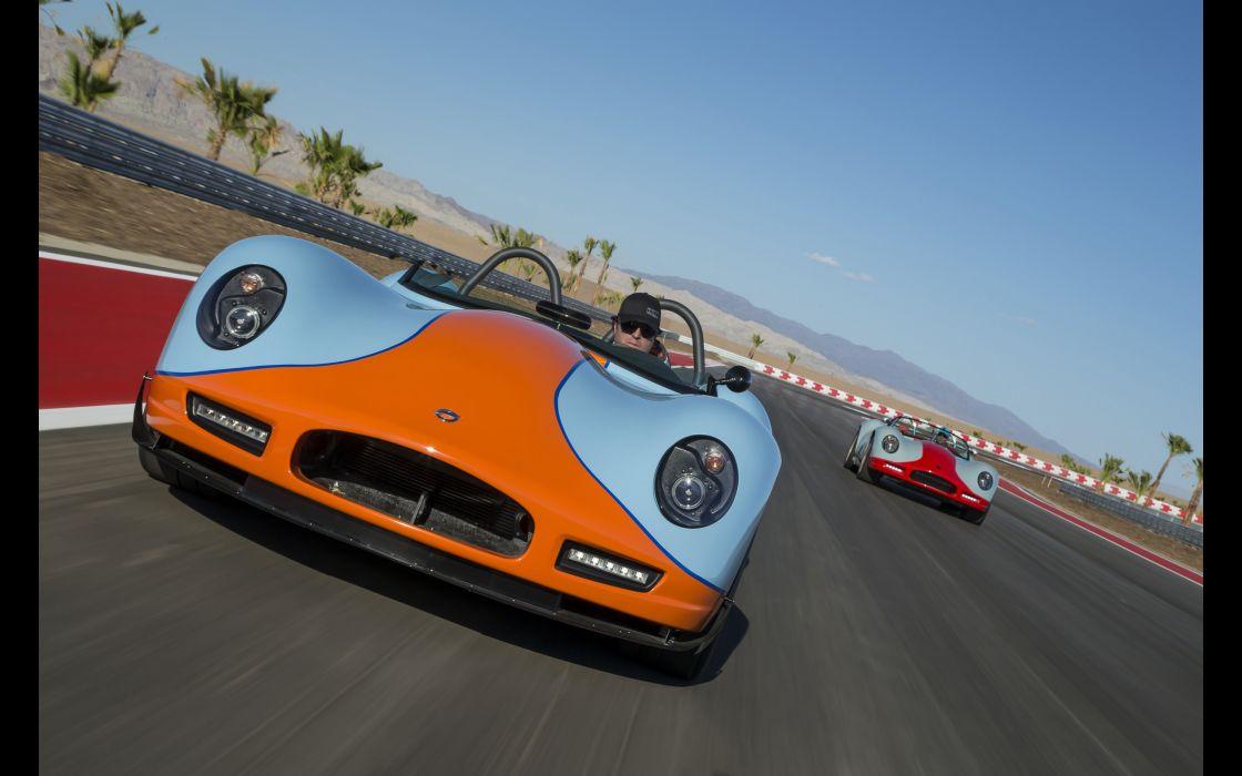 2013 Lucra LC470 Gulf Racing race supercar   gw wallpaper